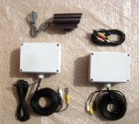 Single-channel Construction Site CCTV System